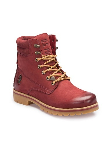 U.S. Polo Assn. Bot Bordo